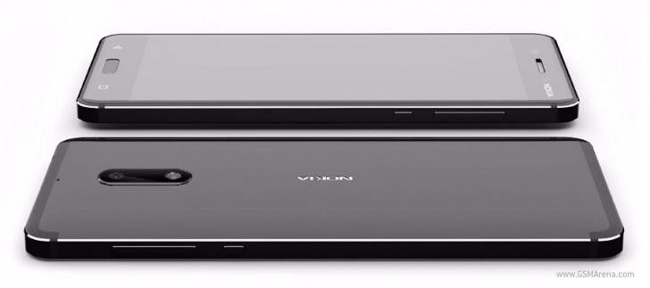 Kết quả hình ảnh cho Nokia 6