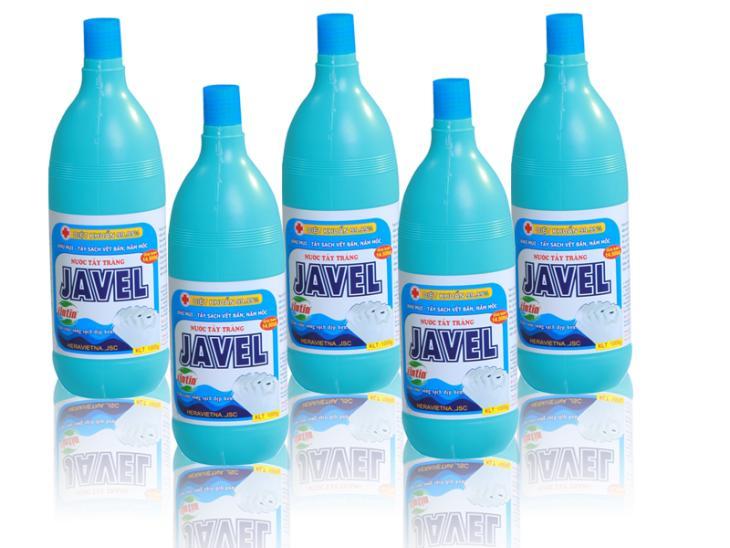 Có thể sử dụng thêm các loại nước tẩy chuyên dụng để nâng cao hiệu quả tẩy rửa