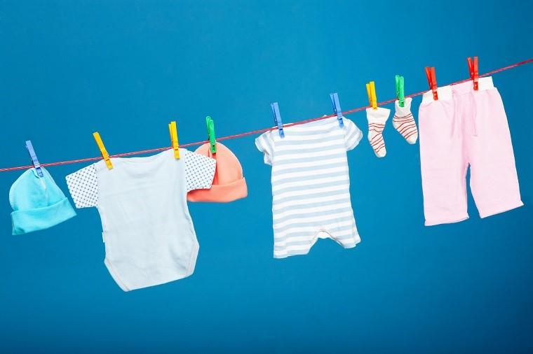 60 độ C đến dưới 95 độ C phù hợp giặt đồ trẻ em
