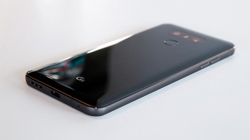 LG G6 thiết kế