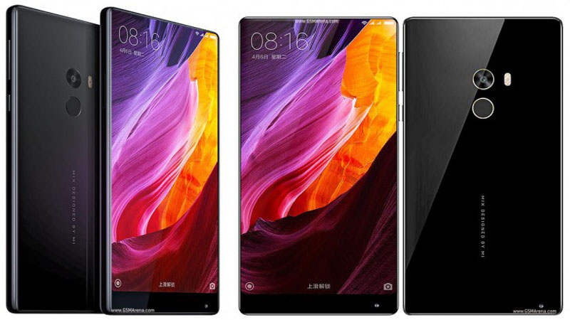 Xiaomi Mi Mix màn hình tràn cạnh