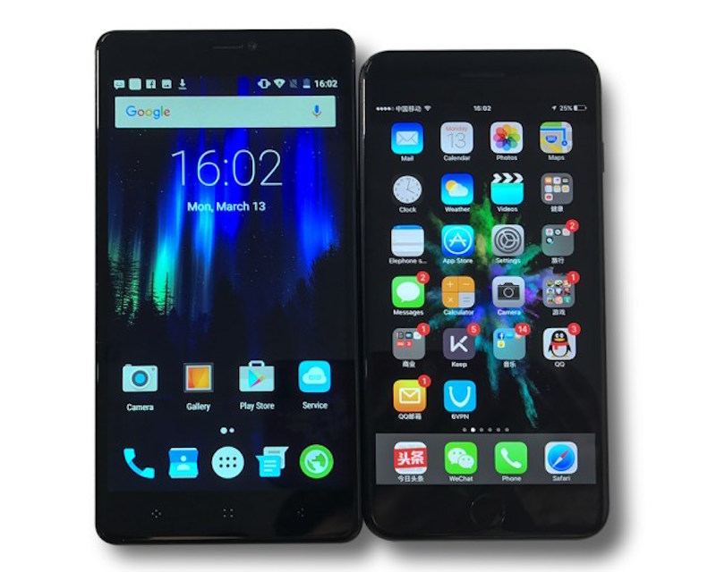 Elephone C1 Max 1