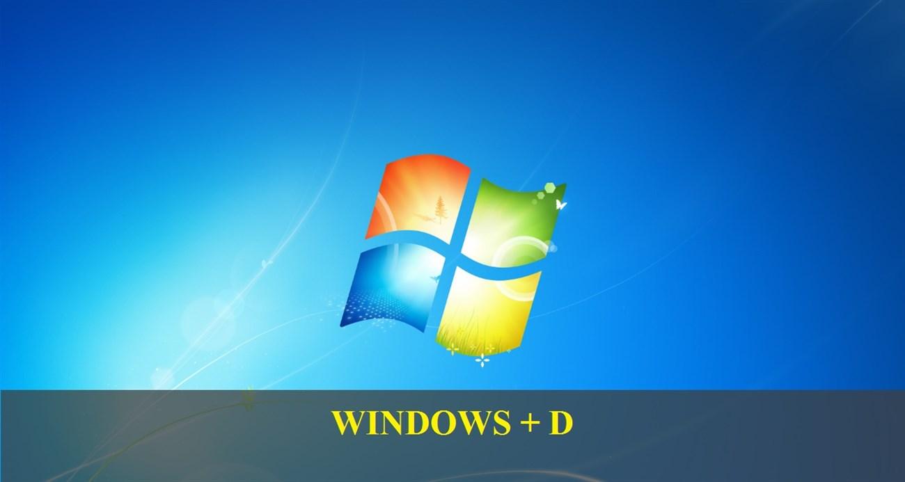 Những phím tắt hữu ích phải thuộc lòng khi sử dụng Windows