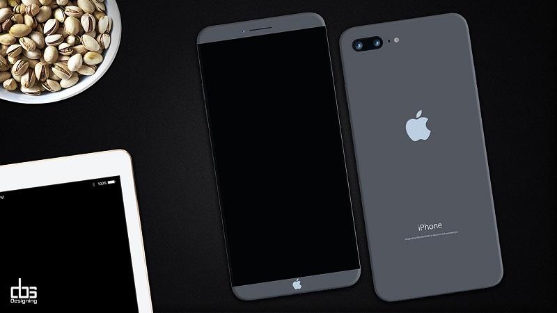 Concept iPhone 8 c