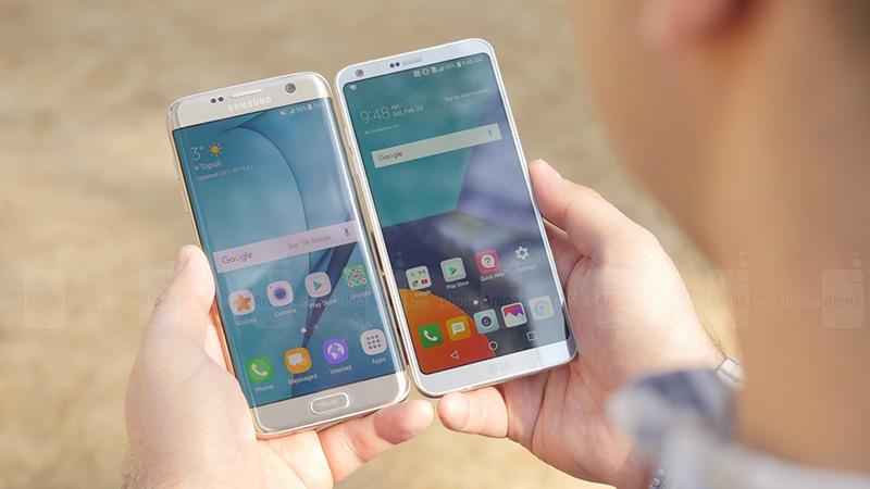 Nhờ Galaxy S8 mà S7 Edge vẫn là chiếc điện thoại tuyệt vời và đáng mua!