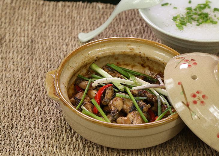 Cách làm cháo ếch Singapore thơm ngon, ấm bụng ngày mưa