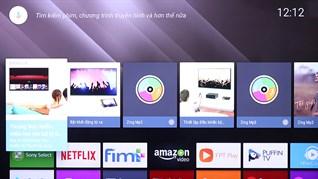 Cách khôi phục cài đặt gốc cho Android tivi Sony 2017