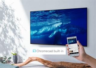 Có gì đặc biệt trên các dòng Android tivi của Sony?