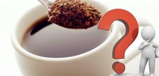 Trẻ em uống cafe hòa tan có được không?