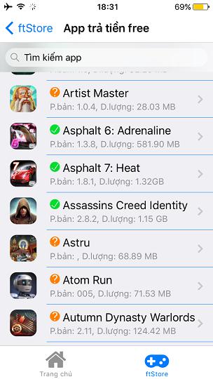 Hướng dẫn cài game iOS bản quyền miễn phí cực nhanh