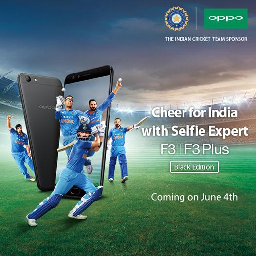 Chuyên gia selfie kép OPPO F3 chuẩn bị có thêm phiên bản màu đen nhám cực sang trọng