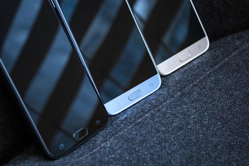 Samsung ra mắt Galaxy J7 Pro, camera khẩu độ như Galaxy S8, giá tầm trung