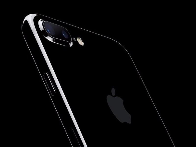 iPhone 7/iPhone 7 Plus Jet Black