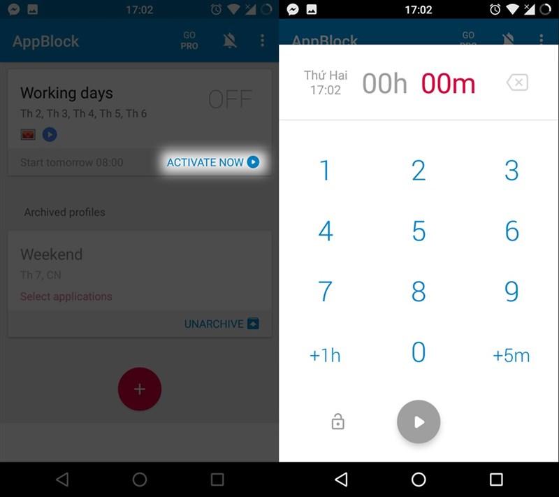 Cách khoá ứng dụng tự động theo lịch định sẵn trên smartphone - ảnh 5