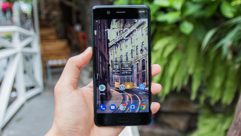 Đánh giá nhanh Nokia 5: Chiếc Lumia chạy Android, nhưng camera có ngon? - ảnh 3