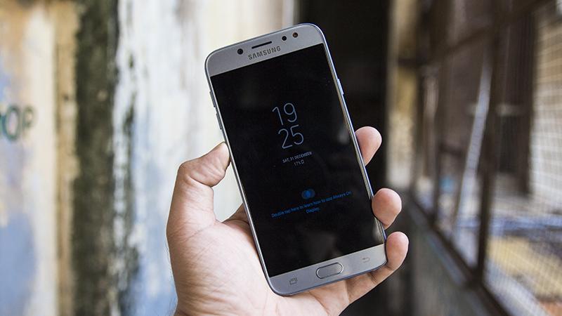 So sánh Galaxy J7 Pro và Nokia 6