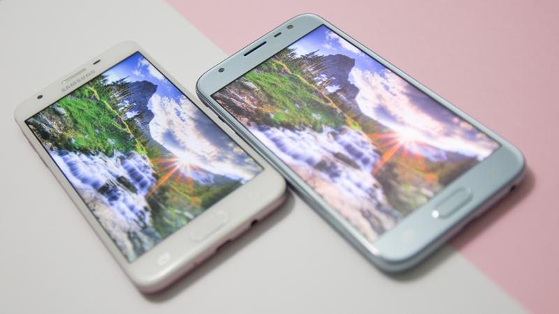So sánh Galaxy J3 Pro và Galaxy J5 Prime: Thật khó để lựa chọn! - ảnh 3