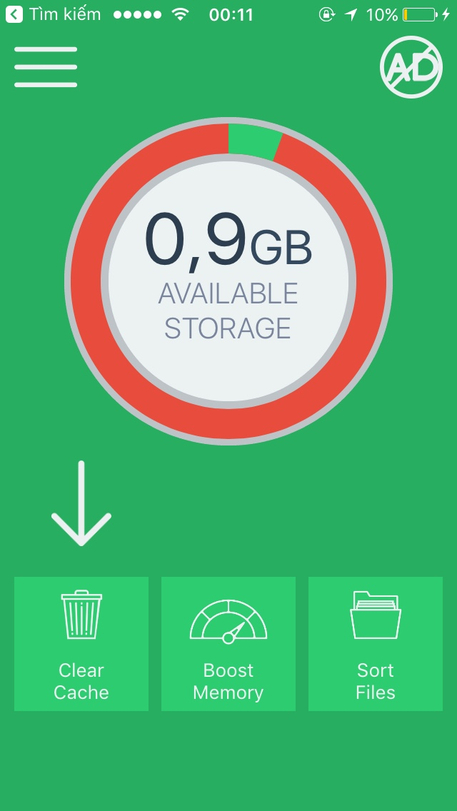 Mẹo dọn dẹp bộ nhớ và tăng tốc iPhone mượt lên trông thấy - ảnh 3