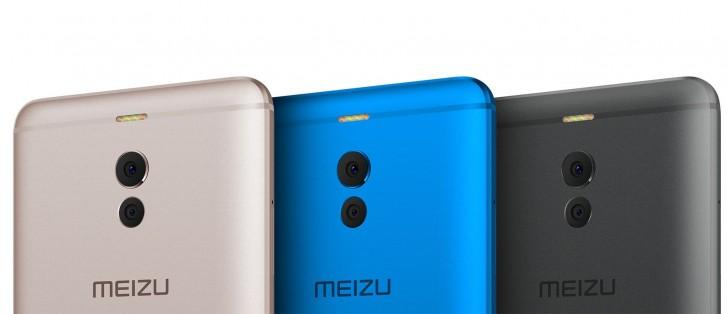 Meizu M6 Note có camera kép và 4 đèn LED Flash