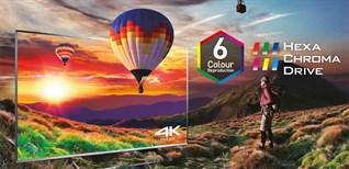 Công nghệ tái tạo màu 4K Hexa Chroma Drive Pro trên tivi Panasonic có gì độc đáo?