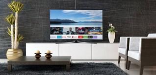 Top 5 tivi Samsung bán chạy tháng 8/2017