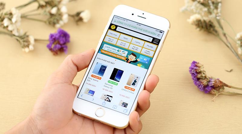 iPhone 6s màn hình