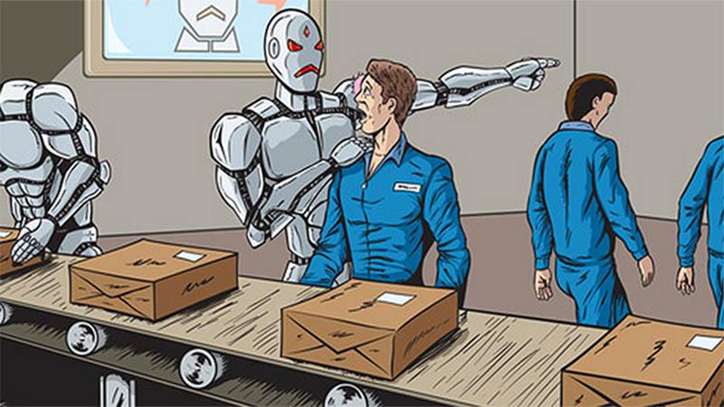 Liệu robot có phản lại con người?