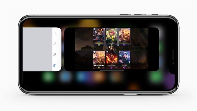Trải nghiệm giao diện iPhone X: Xem phim, chơi game có sướng? - ảnh 12