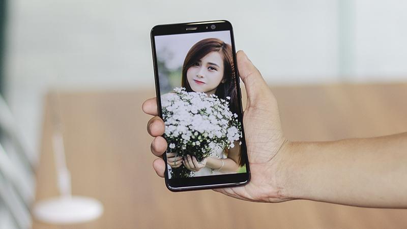 Trải nghiệm nhanh HTC U11 Plus tại Việt Nam: Thiết bị hoàn hảo nhất của HTC! - ảnh 5