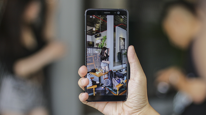 Trải nghiệm nhanh HTC U11 Plus tại Việt Nam: Thiết bị hoàn hảo nhất của HTC! - ảnh 11