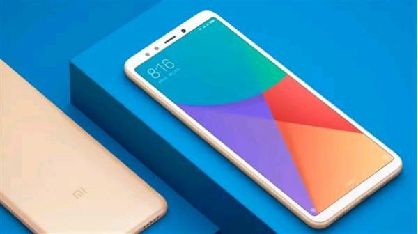 Rò rỉ hình ảnh smartphone Xiaomi sử dụng màn hình tỉ lệ 18:9
