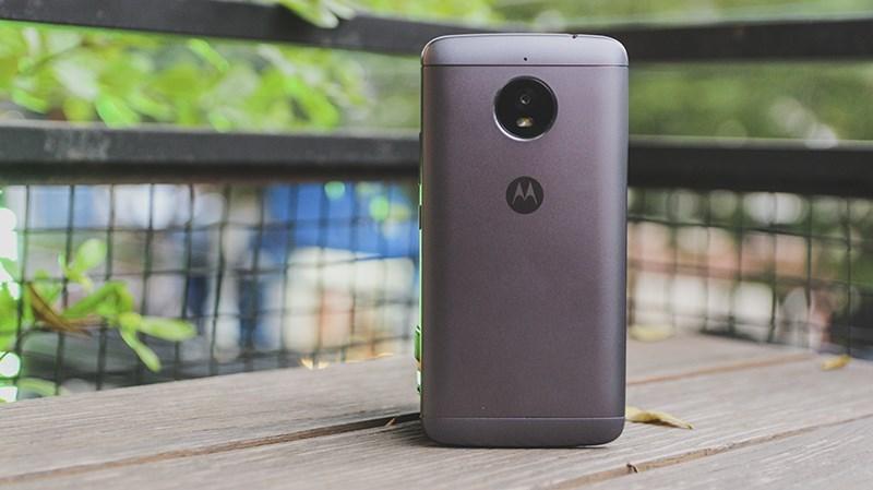 Thiết kế điện thoại Motorola