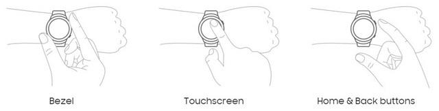 Mặt đồng hồ có thiết kế có thể xoay được