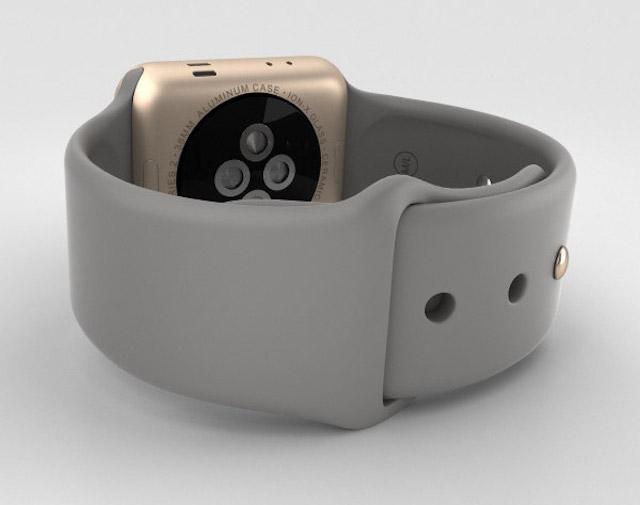 Apple Watch S2 38mm - Dây đeo thể thao tiêu chuẩn