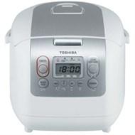 Nồi cơm điện tử Toshiba 1.8 lít RC-18NMF(WT)VN