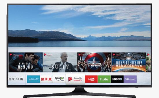 Smart Tivi 4K Samsung 43 inch UA43MU6150