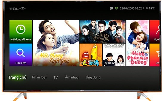 "Smart TV TCL 40"""
