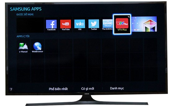"Internet TV SAMSUNG 50"""