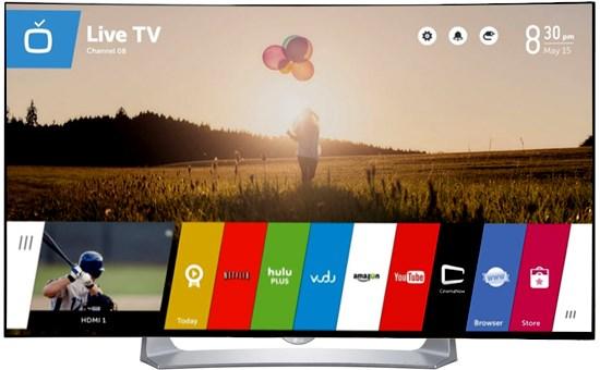 Smart TV OLED Cong LG 55 inch 55EG910T
