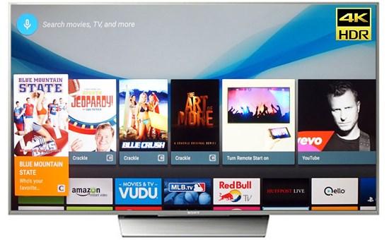 "Smart TV SONY 55"""