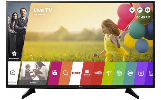 "Smart TV LG 43"""