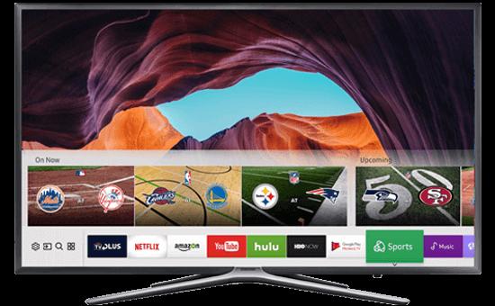 Smart Tivi Samsung 55 inch UA55M5500
