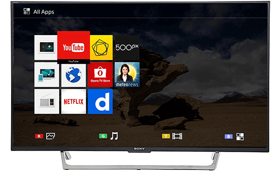 Internet TV SONY 49""