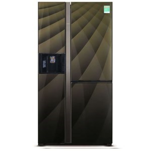 Tủ lạnh SBS 3 cánh Hitachi M700AGPGV4X 584L