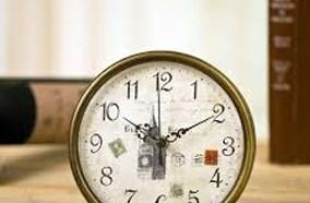 Cài đặt thời gian