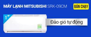 Máy lạnh Mitsubishi Heavy SRK-09CM 1 Hp