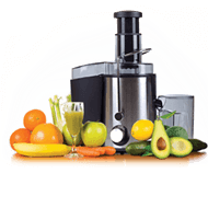 Máy ép trái câyILIAN Fruit Juicer AZ6160717 - KM Sony