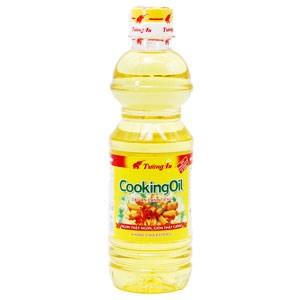 Dầu ăn Tường An Cooking Oil nhãn đỏ 400ml