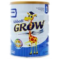 Sữa bột Abbott Grow 3 900g (cho bé 1-2 tuổi)