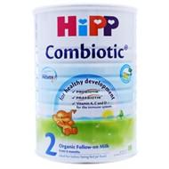 Sữa bột HiPP Combiotic Organic 2 800g (6 - 12 tháng)
